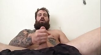 Bearded Daddy (Cum Explosion)