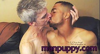 Smoking Cock 3 - Manpuppy & LJ