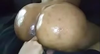 Best Gay Bottom Ever!!!. Big bubble booty getting fucked